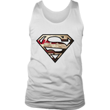 Super Patriot US / Gadsden Combo Sleeveless Shirt