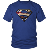 Super Patriot US / Gadsden Combo Shirt