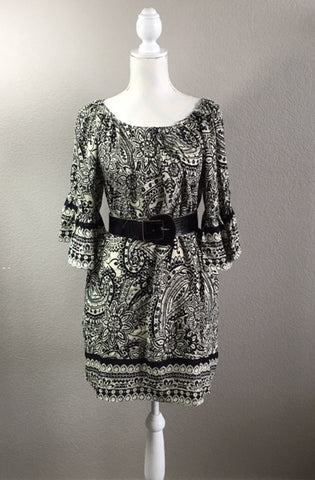 Paisley Day Dress