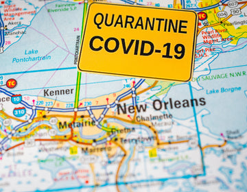 Dr. Oliver Sartor on COVID-19: This Week in New Orleans and The Race for A Treatment