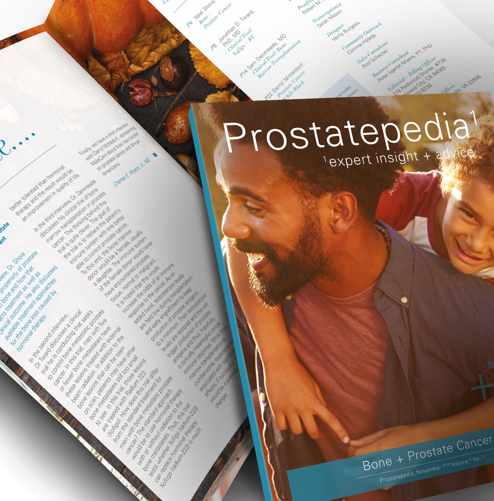 Prostatepedia - Volume 5, Number 3 - November 2019