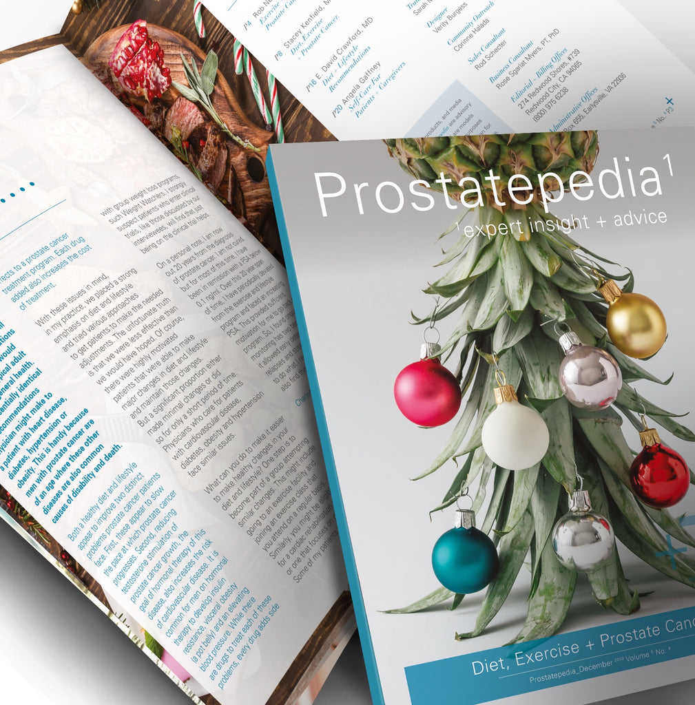 Prostatepedia, December 2019, Volume 5, Number 4