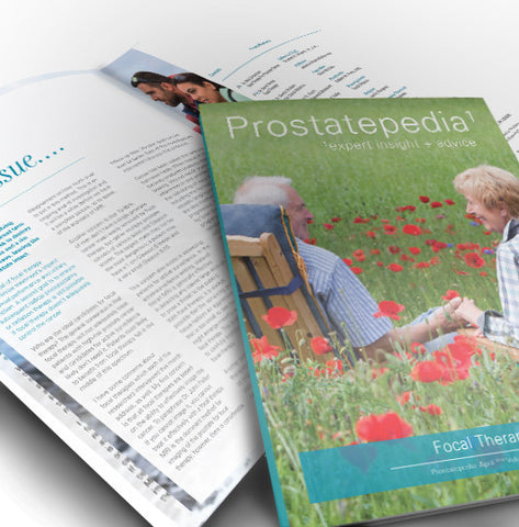 Prostatepedia - Vol. 1, Issue Number 8, April 2016