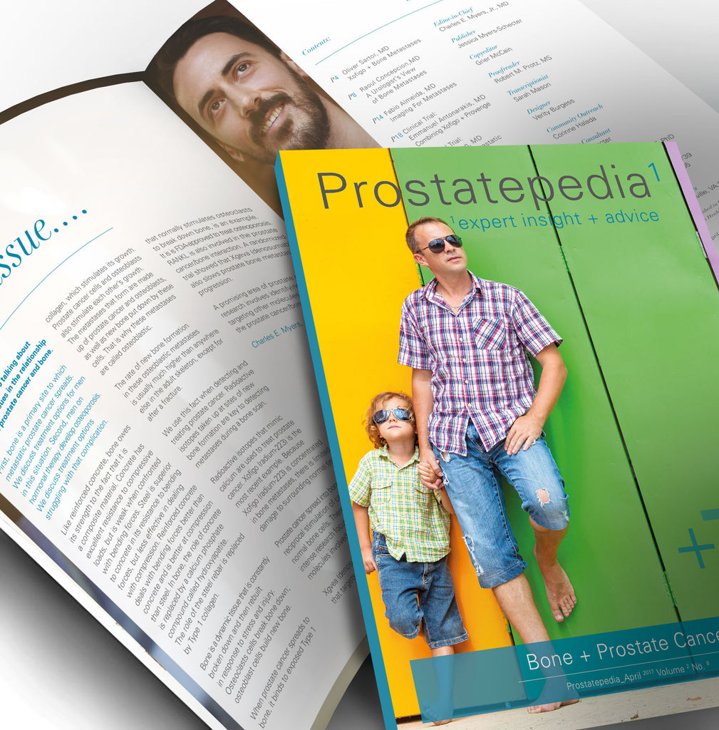 Prostatepedia - Volume 2 Number 8, April 2017