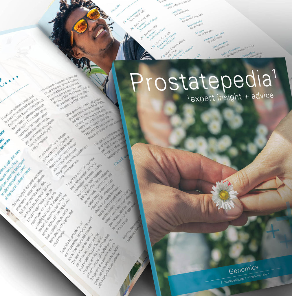 Prostatepedia - Vol. 3, Issue 8 April 2018