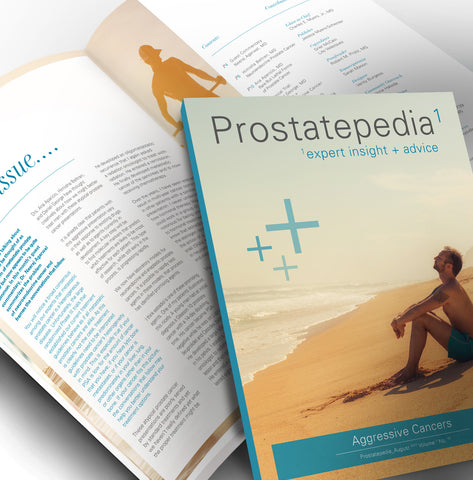 Prostatepedia - Volume 2, Issue Number 12 - August 2017