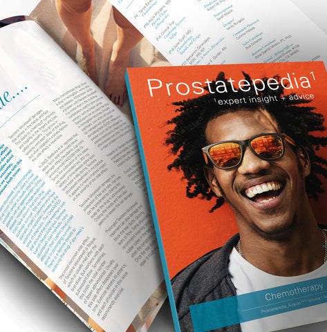 Prostatepedia Volume 4 Number 12, August 2019