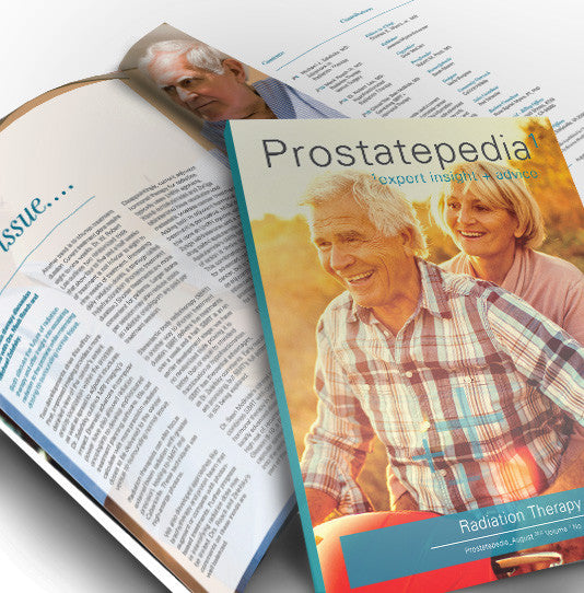 Prostatepedia - Vol. 1, Issue Number 12, August 2016
