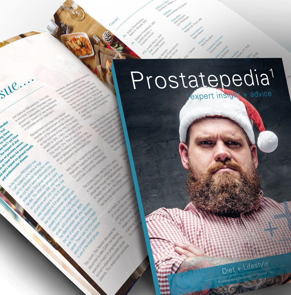 Prostatepedia - Vol. 3, Issue Number 4, December 2017