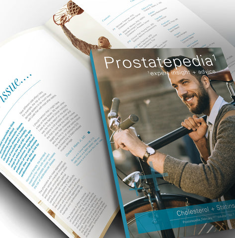 Prostatepedia - Vol. 2, Issue Number 6, February 2017