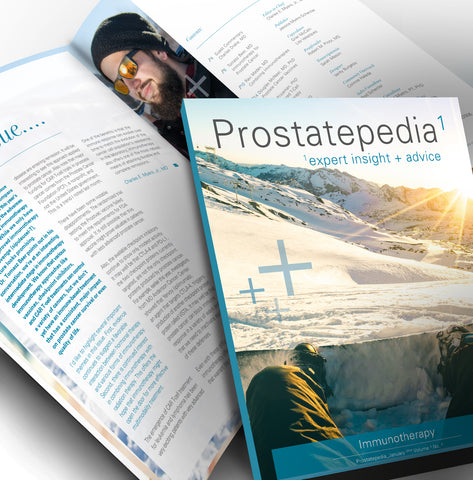 Prostatepedia Volume 3, Number 5 - January 2018