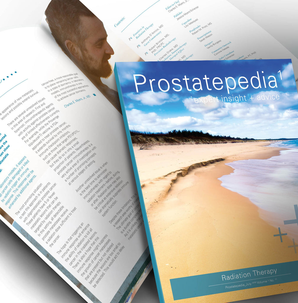 Prostatepedia - Volume 3, Number 11, July 2018