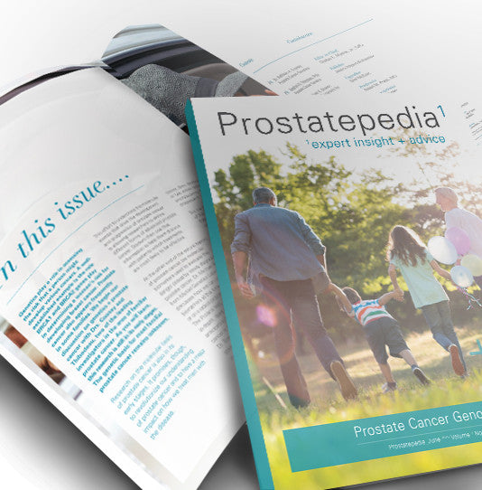 Prostatepedia - Vol. 1, Issue Number 10, June 2016