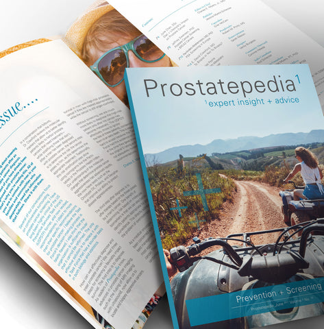 Prostatepedia - Volume 2 Number 10, June 2017