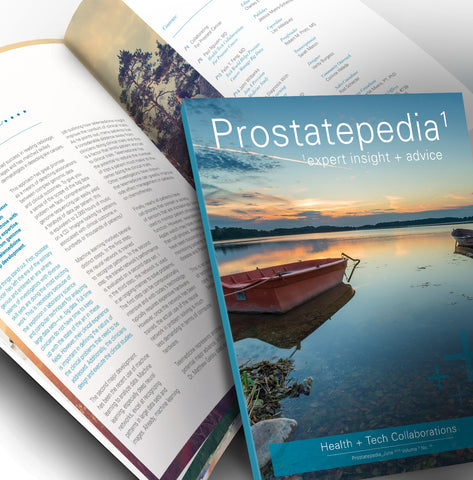 Prostatepedia - Volume 3 Number 10 June 2018