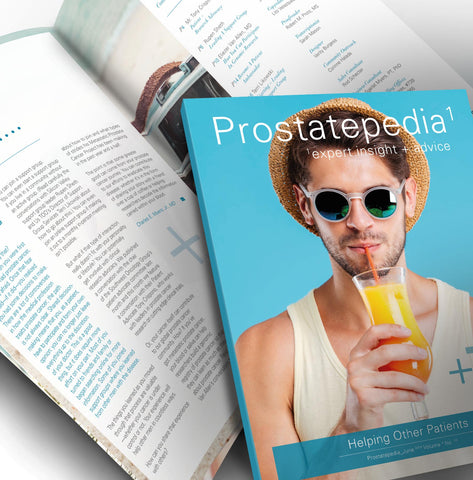 Prostatepedia - Vol 4, Issue Number 10, June 2019