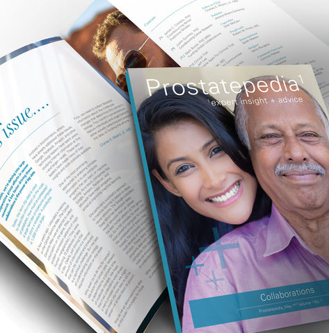 Prostatepedia - Volume 2 Number 9, May 2017