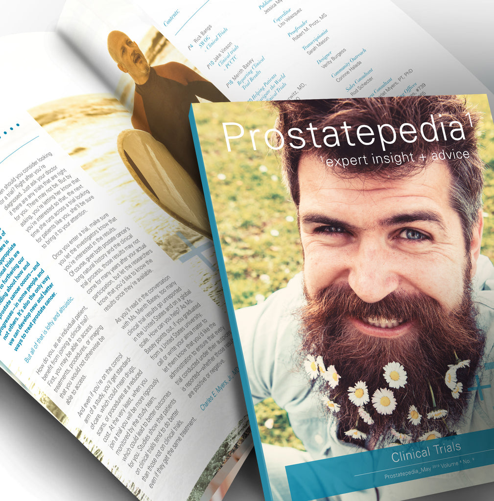 Prostatepedia - Vol 4, Number 9, May 2019
