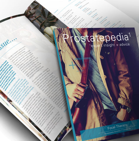 Prostatepedia - Volume 3, Number 3, November 2017