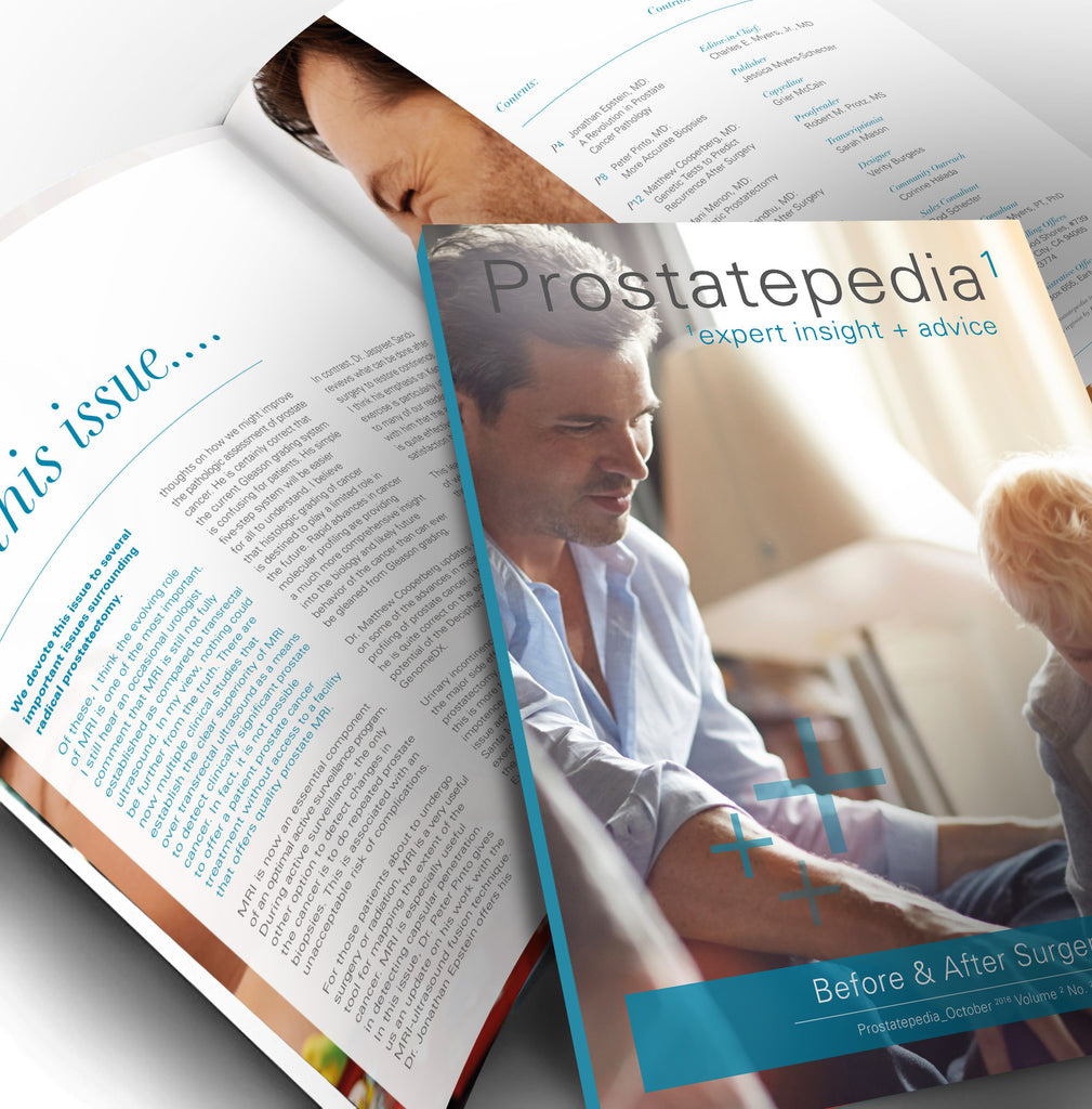 Prostatepedia - Vol. 2, Issue Number 2, October 2016