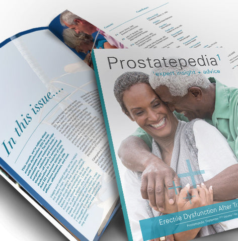 Prostatepedia - Vol. 2, Issue Number 1, September 2016