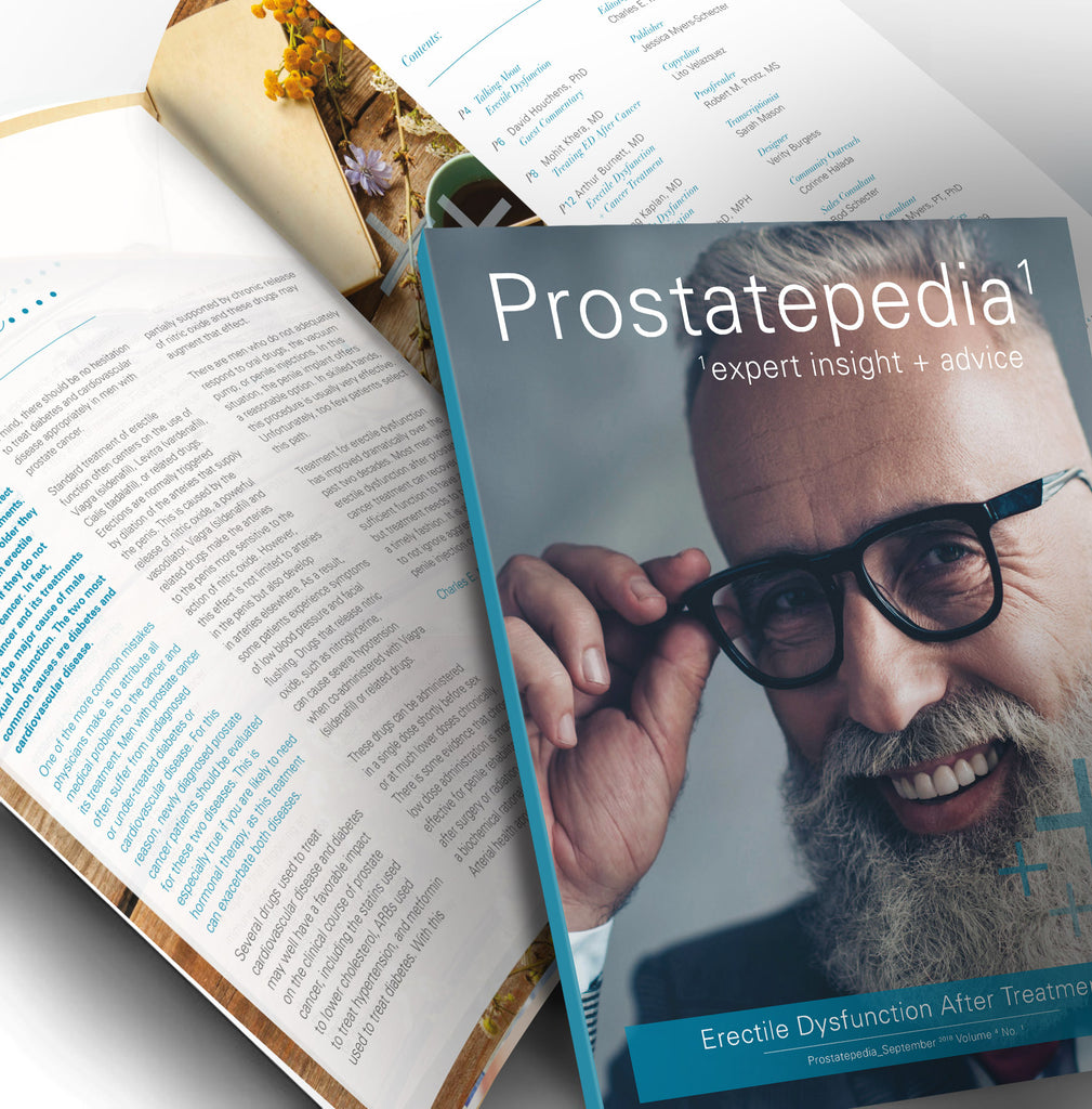 Prostatepedia - Vol 4, Issue Number 1, September 2018