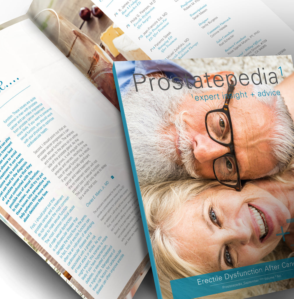 Prostatepedia Volume 5, Number 1 - September 2019