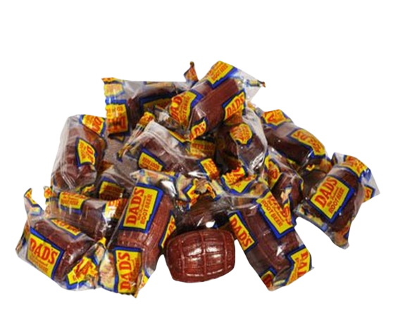Washburn Dad's Wrapped Root Beer Barrels