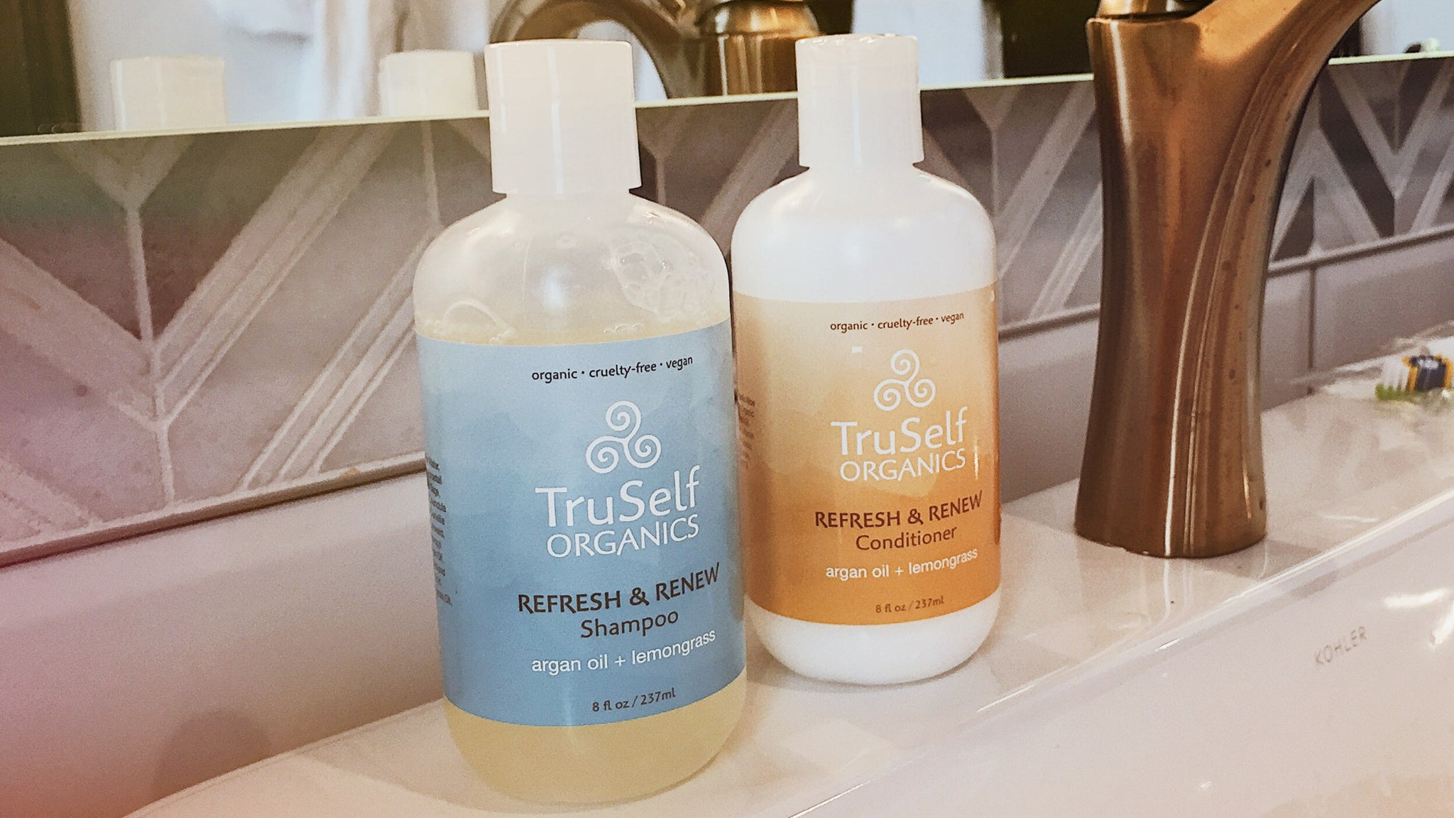 all natural organic shampoo and conditioner