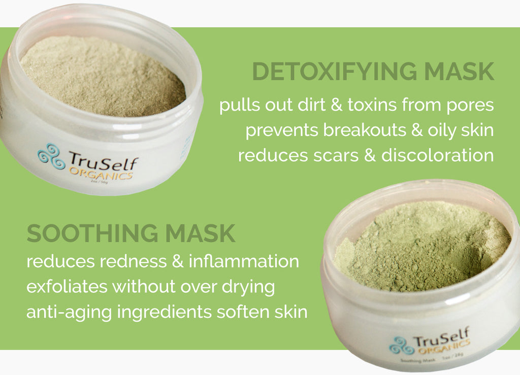 how to use clay masks