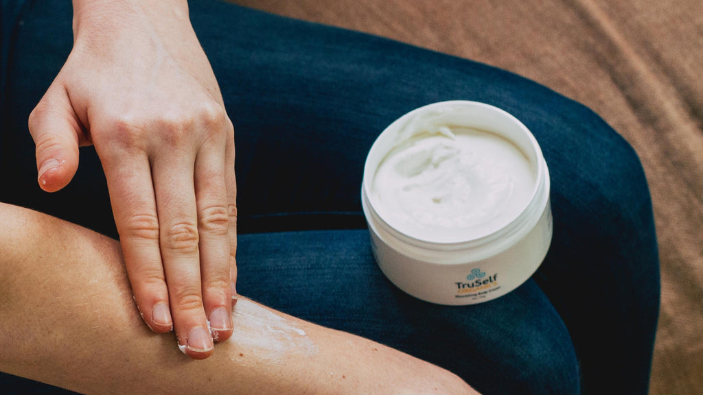 organic body cream for dry skin