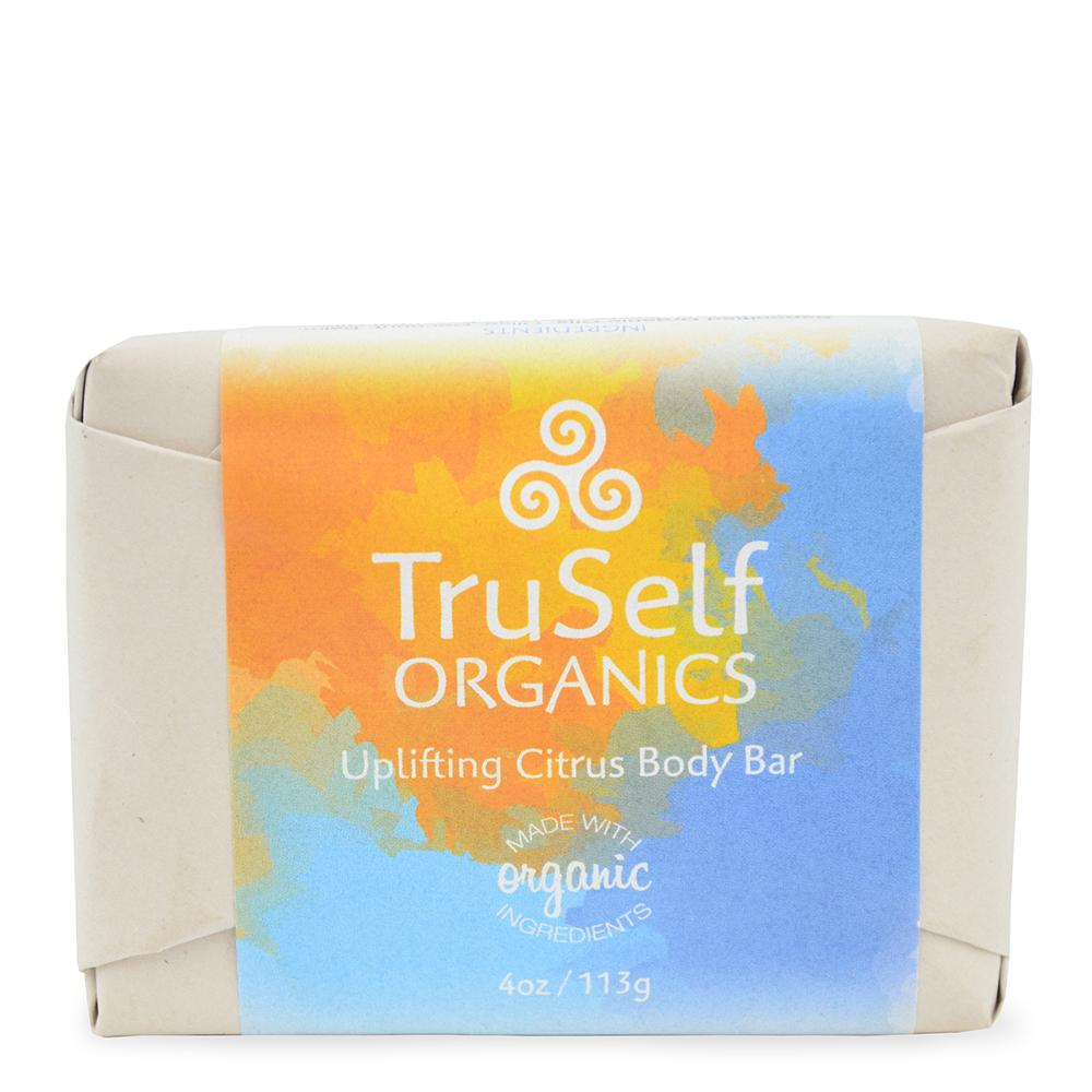 Uplifting Citrus Body Bar