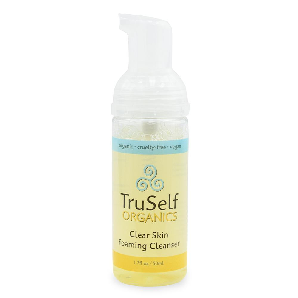 Clear Skin Foaming Cleanser