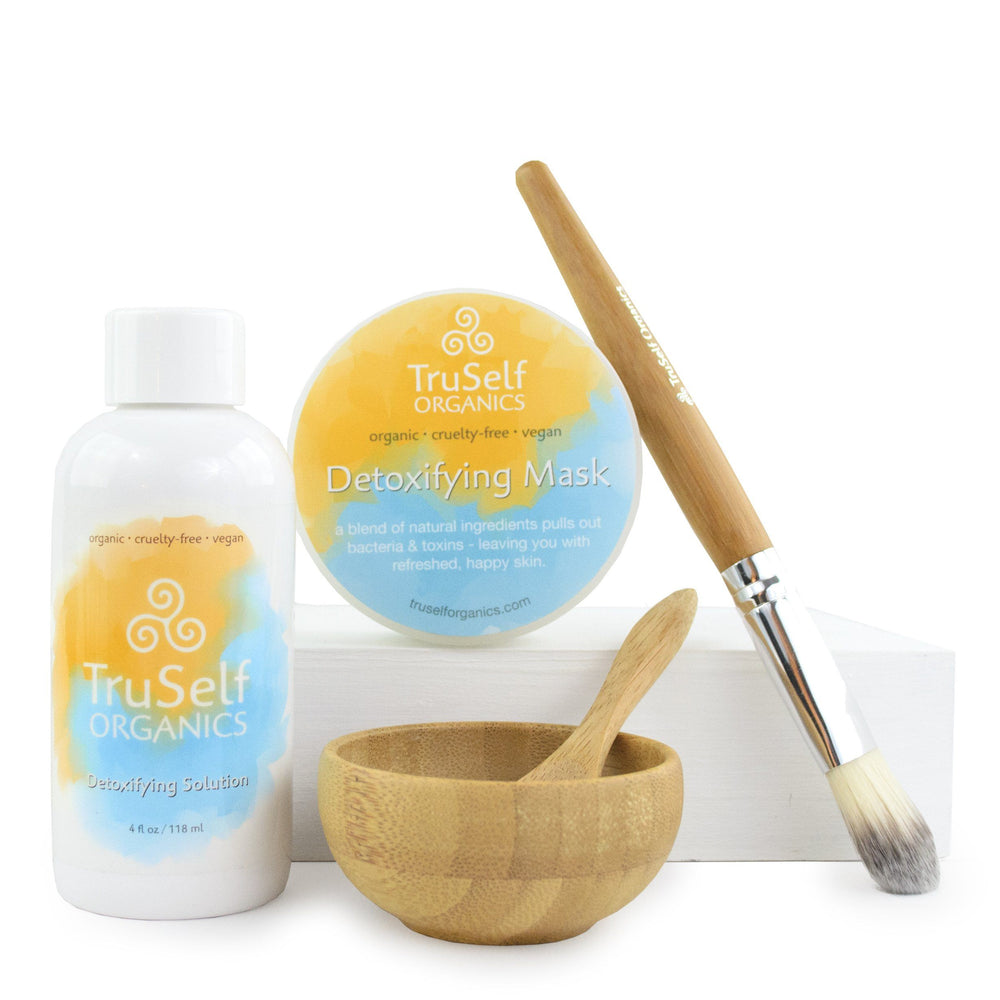 Detoxifying Mask Kit
