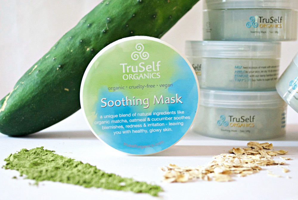 1oz Soothing Mask