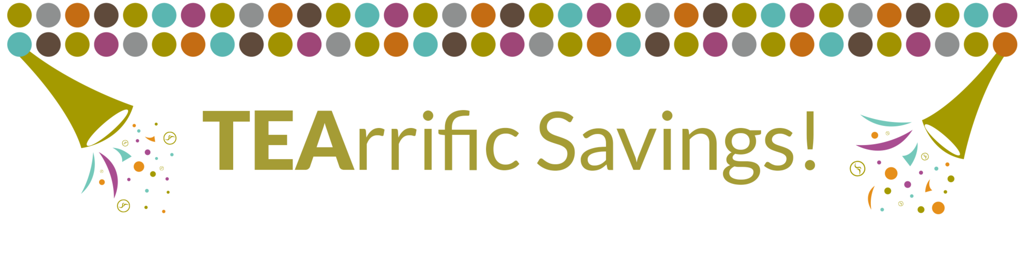 TEArrific Savings