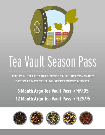 Tea Vault Season Pass