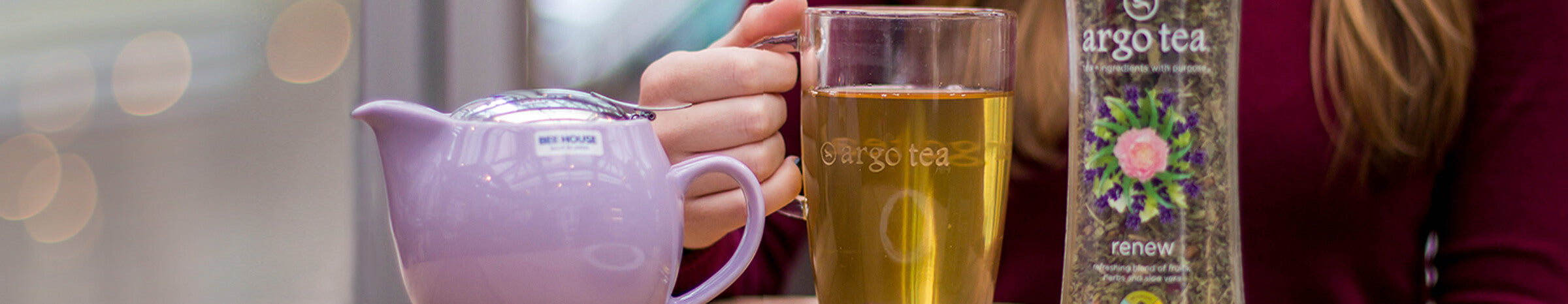 Argo Tea Shop