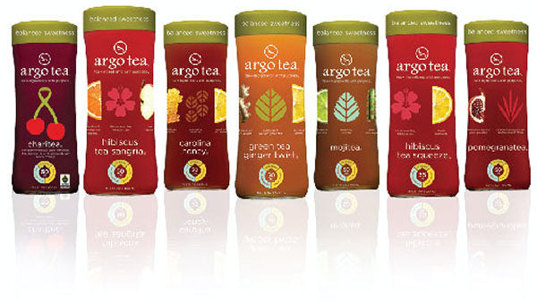 Argo Tea Signature Bottled Teas