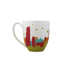 Large Chicago City Mug