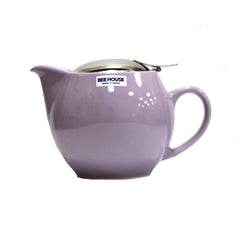 Bee House Teapot Lilac