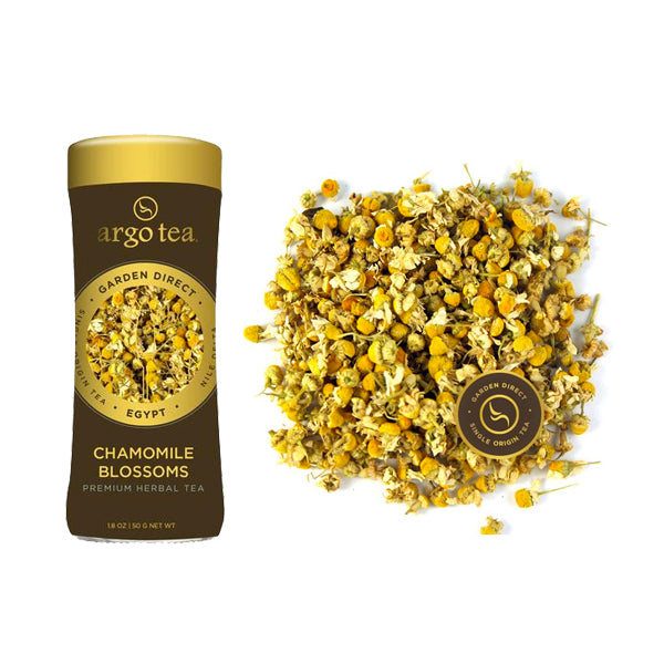 Chamomile Blossoms Tea