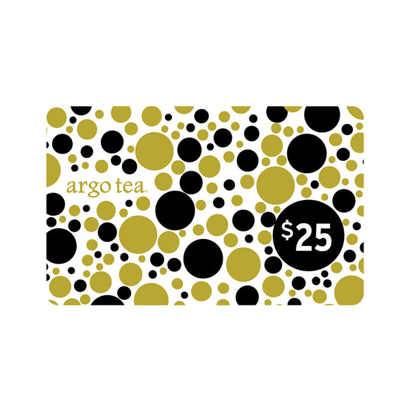 $25 LoyalTea Gift Card