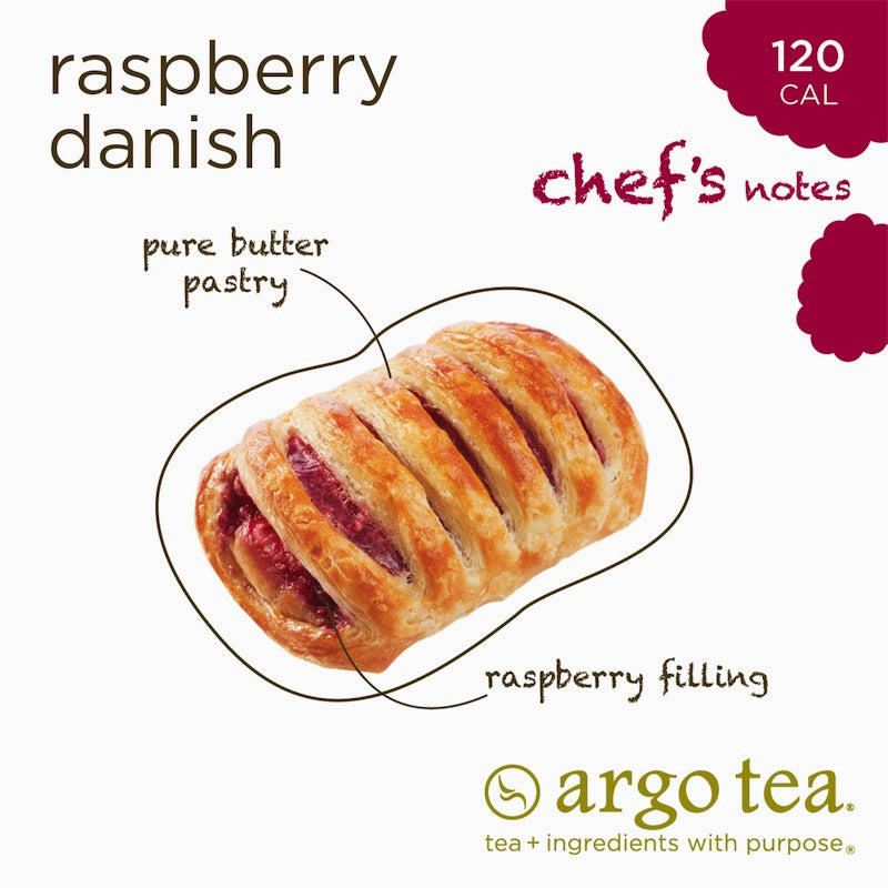Raspberry Mini Danish