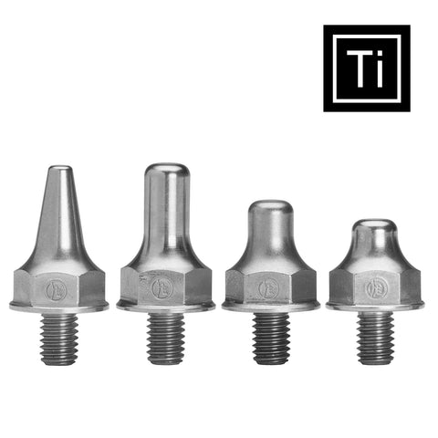 Horst Spikes Kit Titanium: All-Conditions
