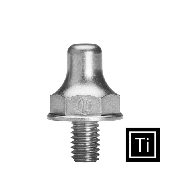 Mini Standard Titanium 4-pack (12.2mm)