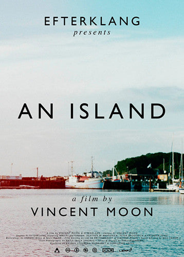 An Island - DVD Package