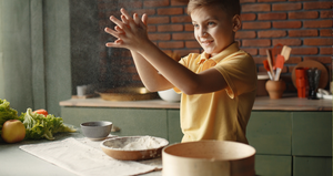 Teaching Kitchen Safety to Children with Special Needs