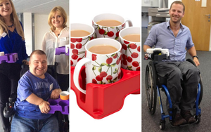 Muggi_Tray_stable_mug_cup_holder_nonslip_finger_holes_wheelchair_and_special_needs