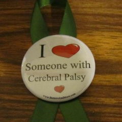 Go Green for National Cerebral Palsy Awareness Day!